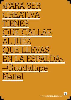 Una cita de Guadalupe Nettel