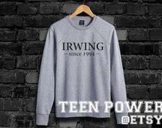 Ashton Irwin Sweater 5 Seconds of Summer DOB Shirts Women Grey Sweatshirt T-Shirt Unisex Jumper Size M L XL XXL