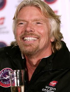 Richard Branson is a supporter of renewable energy. British People, Richard Branson, Ups And Downs, Try Again, Adhd, Persona, Famous People, Scotland, Celebrities