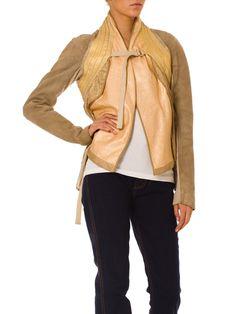 1970s Vintage Rick Owens Sharp Jacket   Size: S/M by MORPHEWCONCEPT on Etsy https://www.etsy.com/listing/229373065/1970s-vintage-rick-owens-sharp-jacket