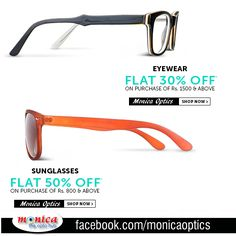 Diwali Bonanza Offer !! Hurry !!  Shop at Monica Optic's with the heavy discounted rates.  #Fastrack #Sunglasses #Shop #Shopping #Offer #Festive #FestiveOffer #Diwali #Bonanza #Discount