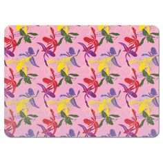 Uneekee Orchid Color Placemats
