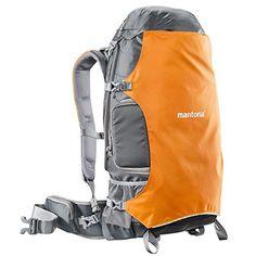 Mantona ElementsPro 40 Profi-Outdoor-Rucksack für DSLR- oder CSC-Kamera orange (inkl. Regenhülle) - http://kameras-kaufen.de/mantona/mantona-elementspro-40-profi-outdoor-rucksack