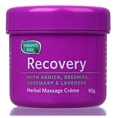 Recovery muscle rub