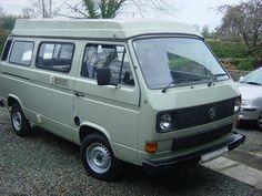 VW T25 Campervan Leisuredrive Camper, Transporter Type 25 1.7 Diesel | eBay