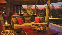 Rhulani Safari Lodge has been named the Best Luxury Bush Lodge globally at the recent World Luxury Hotel Awards.
