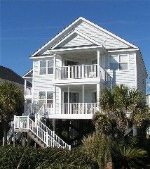 4BR Direct Oceanfront W/Pool - Wide Ocean Views!   Vacation Rental in Garden City Beach from @homeaway! #vacation #rental #travel #homeaway