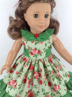 American Girl 18inch Doll Clothes Daisy Kingdom by HFDollBoutique