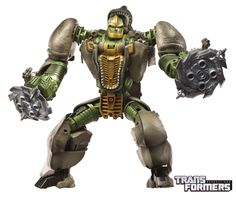 BotCon 2013 News: Transformers Generations Voyager toys official product images