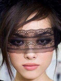 Fei Fei Sun for Vogue Italia.
