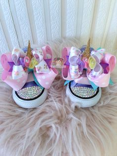 Bling Shoes – Let's Celebrate Boutique Unicorn Themed Birthday Party, Birthday Party Outfits, Unicorn Party, Birthday Party Decorations, First Birthday Parties, Unicorn Costume, Unicorn Outfit, Birthday Ideas, Unicorn Pinata