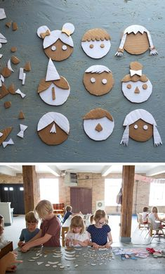 Kids Craft Camp Portrait