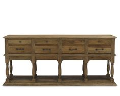 Eight Drawer Sideboard