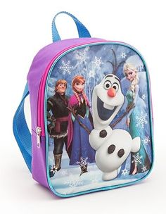 Disney Frozen Sparkle Mini Backpack #Kohls #FrozenFriday