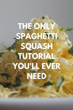 If you've never worked with spaghetti squash before, just watch this video >> http://www.ulive.com/video/the-only-spaghetti-squash-tutorial-youll-ever-need