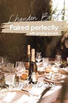 Chandon Brut, paired perfectly with grazing boards made to share. Our Brut styling favourites: Natural linens. Our fresh sparkling Brut on ice! Yarra Valley Wineries, Native Australians, Fruit Photography, Us Foods, 18th Birthday Party, Cheese Platters, Wine Cheese, Hello Summer, Food Festival