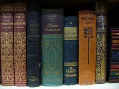 Vintage Shakespeare, by elpheba, via Flickr