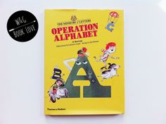 Wild & Grizzly : A GOOD BOOK // Operation Alphabet (Ministry of Letters)