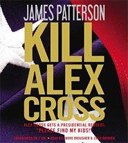 Alex Cross series by James Patterson.