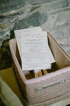 A sweet and simple wedding with some unique DIYs. Wedding Booklet, Wedding Invitations, Invites, Civil Ceremony, Simple Weddings, Graham, Ireland, Childhood, Loft