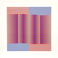 Induction Chromatique 2 by Carlos Cruz-Diez