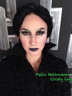 Maquillaje para Halloween   Maquillaje de Halloween   Maquillaje dia de brujas   Maquillaje dia de Halloween   para más información en mi canal FashionbyCristy