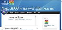 """about my blogs in """"Szkoła z klasą 2.0"""""""