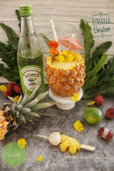 Pineapple & Litchi Fizz recipe by Ruhana Ebrahim posted on 28 Jan 2020 . Recipe has a rating of by 1 members and the recipe belongs in the Mocktails, Drinks, Juices recipes category Food Categories, Recipe Categories, Pineapple Slices, In The Flesh, Skewers, Allrecipes, Food Styling, Lime, Fruit