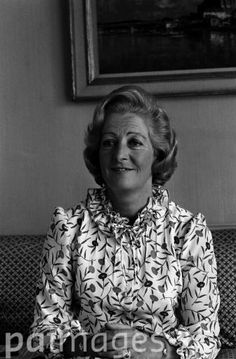 Diana's mother, Frances Shand-Kydd 1981