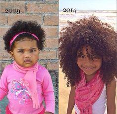 BABY NATURAL HAIR GROWTH
