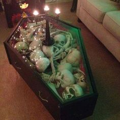 cool coffin table
