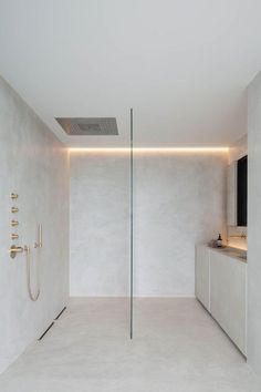Home Interior Modern .Home Interior Modern Home Decor Kitchen, Home Decor Bedroom, Unique Home Decor, Home Decor Styles, Home Interior, Bathroom Interior, Design Bathroom, Interior Modern, Polished Plaster