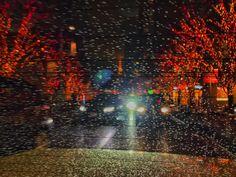 #TokyoTower from #RoppongiHills  #red #LED #illumination #Roppongi #Tokyo #Japan