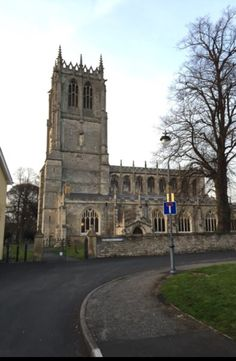 Third and final cache of the day found with Sue at St Mary's Church, Tickhill. Geocaching, Notre Dame, Third, Saints, Mary, Building, Travel, Viajes, Buildings
