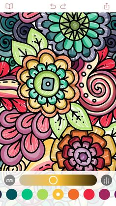 The Best Coloring Apps For Adults Including Free My Favorite Pins