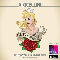 08.03.16: RETTORIANO, L'ALBUM OMAGGIO A RETTORE.  Guarda il video di EROE http://bit.ly/1RJ494h