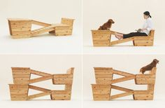 """Kenya-Hara-Curated """"Architecture for Dogs"""" Projects - Core77"""