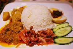 Malaysian Food – Not What It Seems!