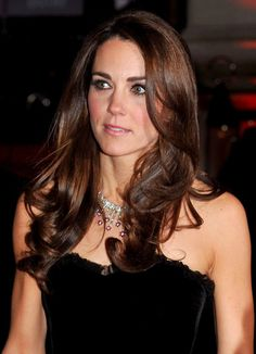 Catherine, Duchess of Cambridge attends The Sun Military Awards at the Imperial War Museum, December 19, 2011.