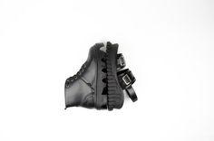 UNDERGROUND SHOES. The Dogstar Jungle Boot and Sonic Sandal. Black Leather. #undergroundshoe #undergroundshoes  #undergroundlondon  #8berwickstreet  #underground_halfmoon #UNDERGROUND_SOUNDWAVE #UNDERGROUND_JUNGLE