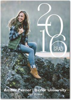 Graduation 2016, Graduation Pictures, Graduation Cards, Graduation Ideas, Senior Pictures, Senior Photos, Senior Announcements, Graduation Announcement Cards, High School Graduation Announcements