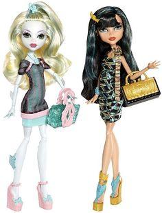 Cleo De Nile Lagoona Blue  Monster High Doll