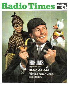 Radio Times Cover 1969-06-26 Ray Alan,