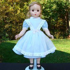 C1949-50 Alice in Wonderland Doll Maggie Face 21 Inch Madame Alexander