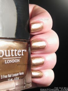 Butter London The Old Bill <3