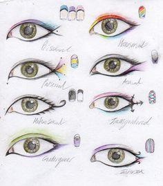 Eyeliner Pride by ~Eternity-Beckons on deviantART