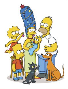 The Simpsons│ Los Simpson - - - - - - The Simpsons Movie, Simpsons Characters, Simpsons Art, Bart Simpson, Simpsons Drawings, Cute Office, Futurama, Anime, Animation