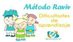 ¿Para qué sirve? El método Raviv es un método que ayuda a que los niños puedan superar diferentes dificultades de aprendizaje.