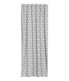 Vorhang h m de 14 99 www pinterest baumwollstoff for Vorhangschal kinderzimmer