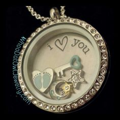 I love you to the moon & back! ~ Origami Owl living locket. Design yours today to celebrate a new baby for a new mom. Visit Ashley @ www.asaylor.origamiowl.com What a Gift you could give a New Mom !  Or follow her on FB @ The Owl Shack!  Thanks